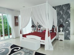 House for Sale Silverlake Pattaya showing the fifth bedroom suite