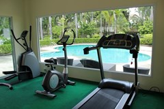 House for sale East Pattaya showing the communal gymnasium