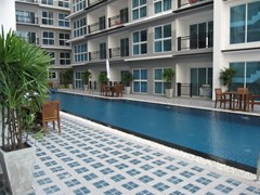 Condominium for rent Pattaya