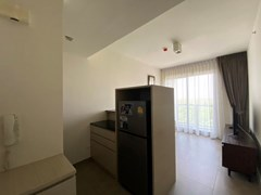 Condominium for rent UNIXX South Pattaya showing the open plan concept