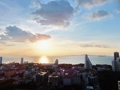 Condominium for sale Pratumnak Hill Pattaya showing the view