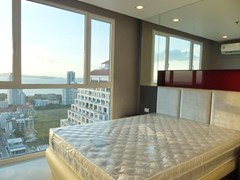 Condominium for sale Pratumnak Hill Pattaya showing the second bedroom