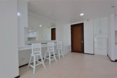 Condominium for sale Northshore Pattaya showing the dining area