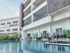 Condominium for sale Pratumnak Hill Pattaya - Condominium - Pratumnak Hill - Pratumnak Hill
