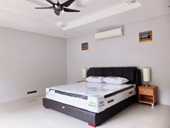 House for rent Pattaya showing the second bedroom