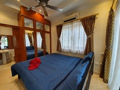 House for rent Jomtien Pattaya showing the fourth bedroom suite