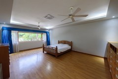 House for rent Pattaya showing the second bedroom suite