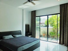 House for sale Huay Yai Pattaya showing the second bedroom