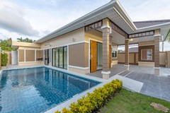 House for sale Pattaya Mabprachan - House - Pattaya East - Mabprachan Lake