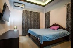 House for sale Na Jomtien Pattaya showing the second bedroom