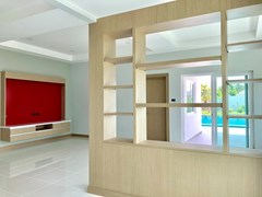 House for sale East Pattaya showing the living area concept