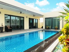 House for sale Amaya Hill Pattaya - House - Lake Maprachan - Amaya Hill