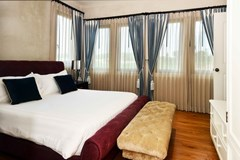 House for sale Na Jomtien Pattaya showing the second bedroom suite