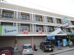 Shop House for Sale Pattaya - Commercial - East Pattaya - Siam Country Club Road