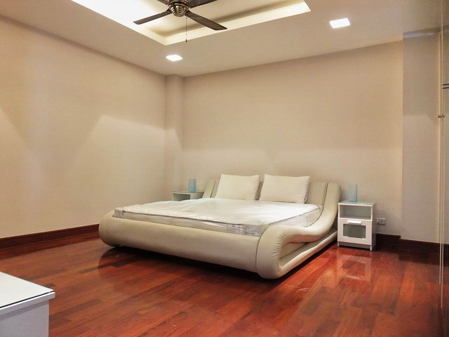 Condominium for rent Ananya Naklua showing the second bedroom