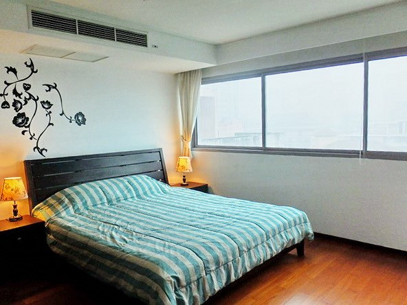 Condominium for sale Northshore Pattaya showing the bedroom