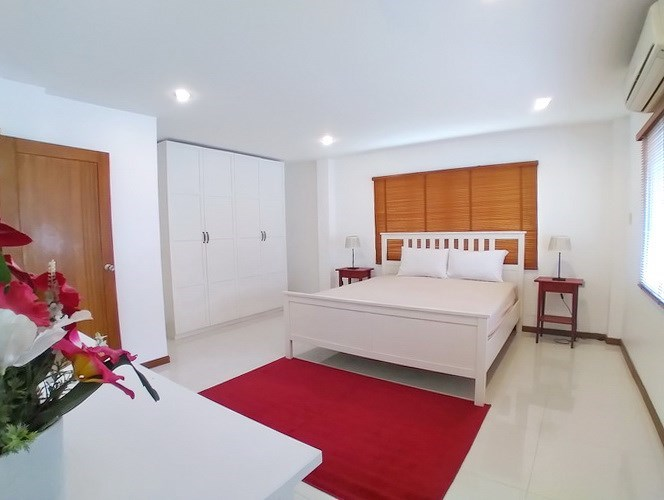 House for rent Jomtien Beach showing the second bedroom