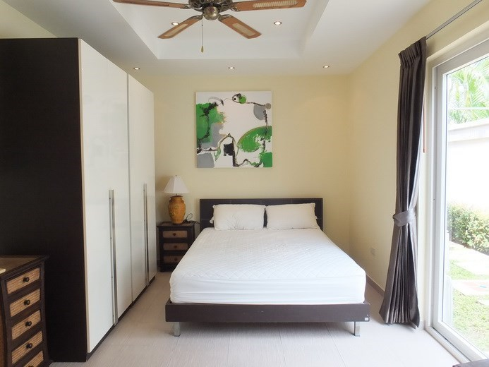 House for rent Pattaya at Siam Royal View showing the second bedroom
