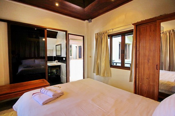House for rent East Jomtien showing the fourth bedroom suite