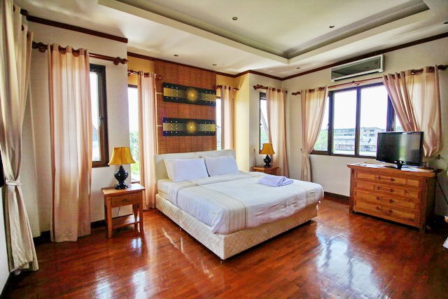 House for rent East Jomtien showing the second bedroom