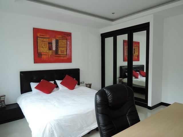 House for rent at Pattaya The Vineyard showing the third bedroom