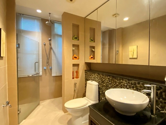 House for rent East Pattaya showing the third bathroom