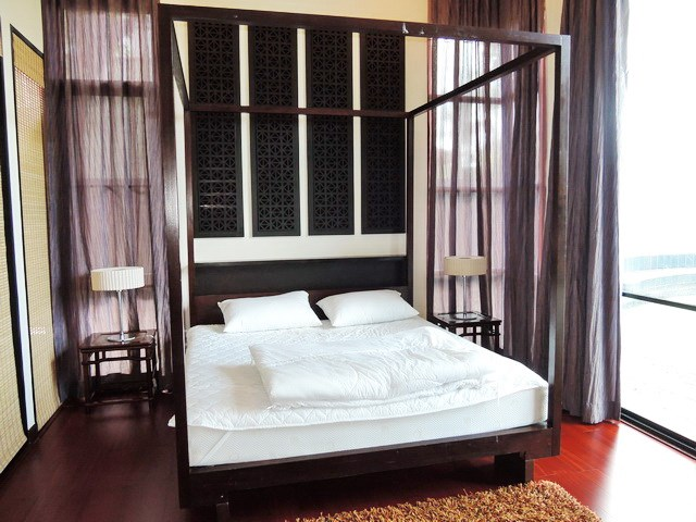 master bedroom for rent house for rent pattaya house east pattaya five 16064