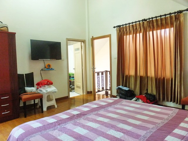 House for sale Jomtien Pattaya showing the fourth bedroom suite