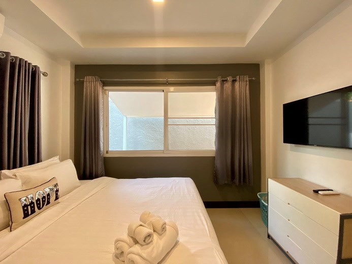 House for sale Jomtien showing the fifth bedroom