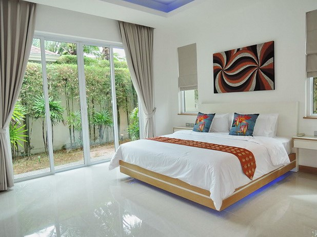 House for sale The Vineyard Pattaya showing the second bedroom