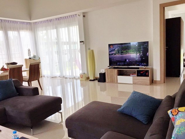 House for Sale Silverlake Pattaya showing the living area