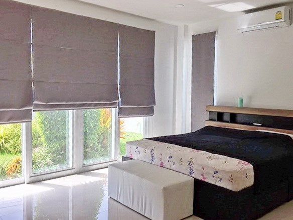 House for Sale Silverlake Pattaya showing the master bedroom