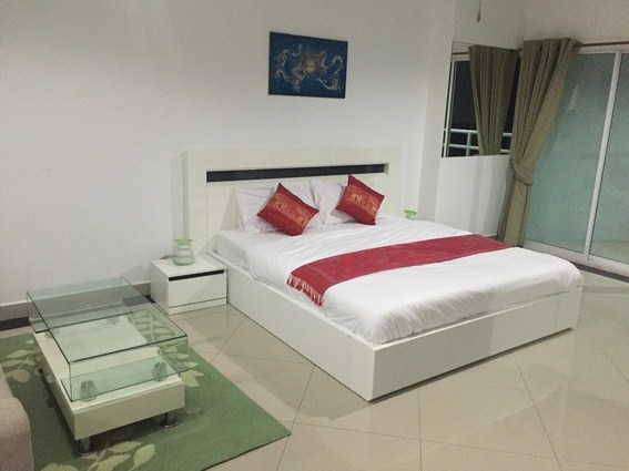 Condominium for rent Pattaya View Talay 6 showing the studio