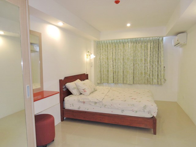 Condominium for rent East Pattaya showing the bedroom