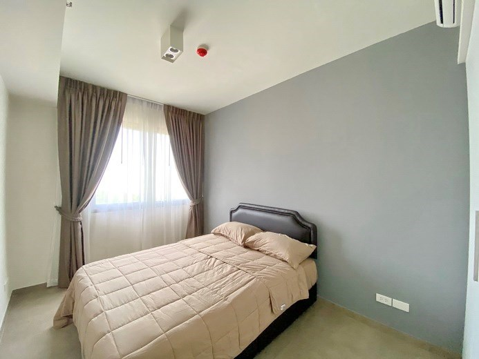 Condominium for rent UNIXX South Pattaya showing the bedroom