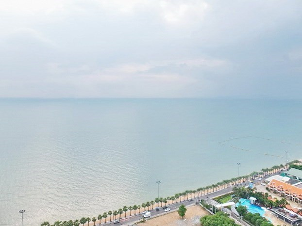 Condominium for sale Jomtien showing the view