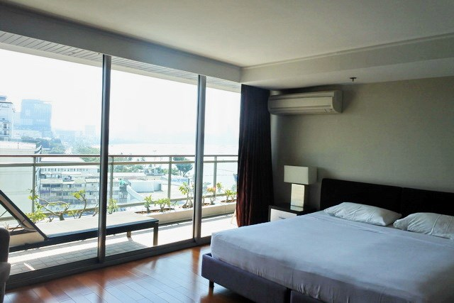 Condominium for sale Pattaya Northshore showing the third bedroom