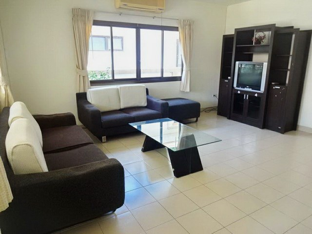 House for rent Jomtien Pattaya showing the living room