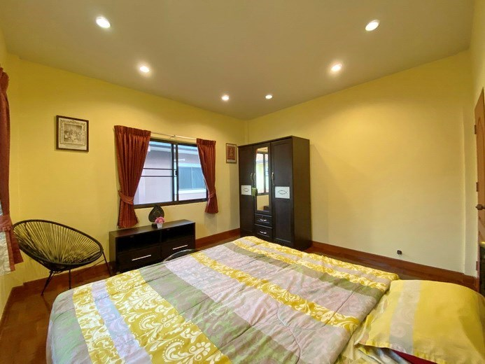 House for rent Jomtien showing the third bedroom