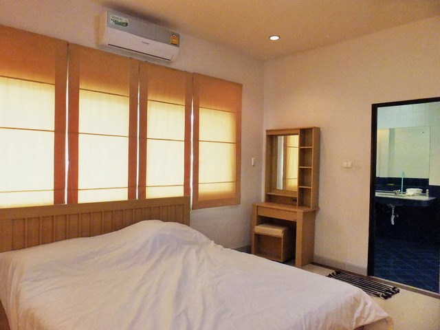 House for rent East Pattaya showing the second bedroom suite
