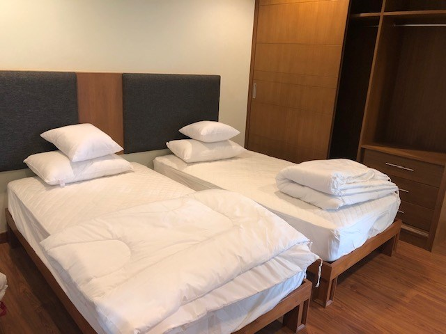 House for rent Huay Yai Pattaya showing the second bedroom suite