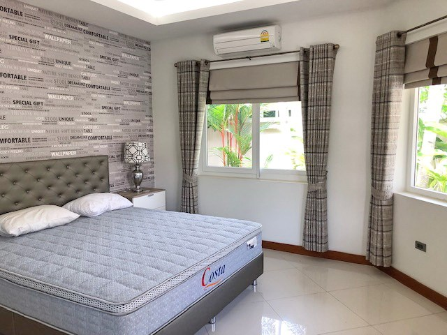 House for sale East Pattaya showing the fourth bedroom