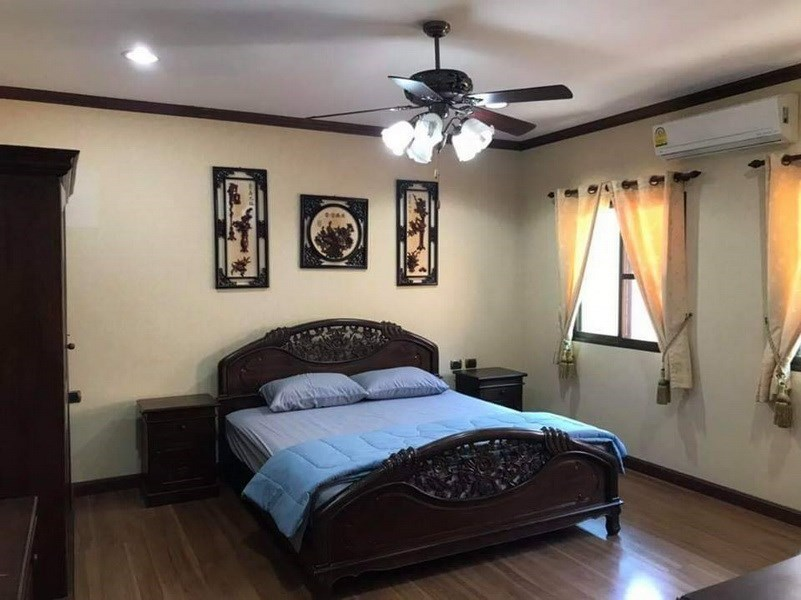 House for sale Huai Yai Pattaya showing the second bedroom