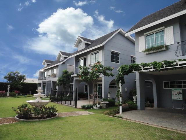 House for sale Pattaya Winston Village showing the house. House for sale Pattaya   House   East Pattaya   Five Star Villas