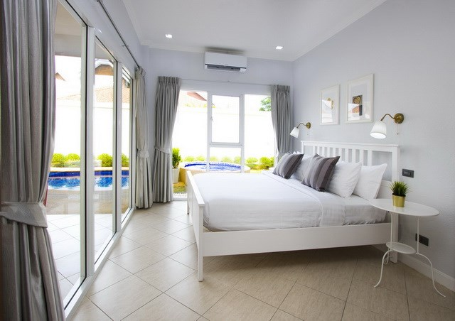 House for sale Pratumnak Pattaya showing the second bedroom