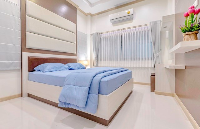 House for sale Pattaya Mabprachan showing the second bedroom
