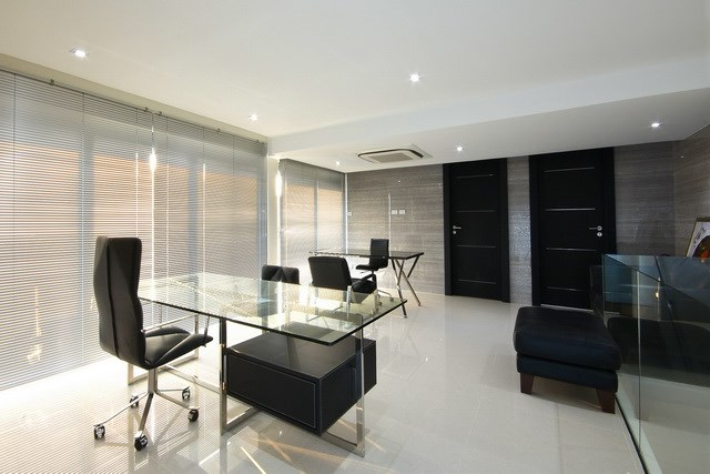 House for sale Pratumnak Pattaya showing the 6th bedroom or office