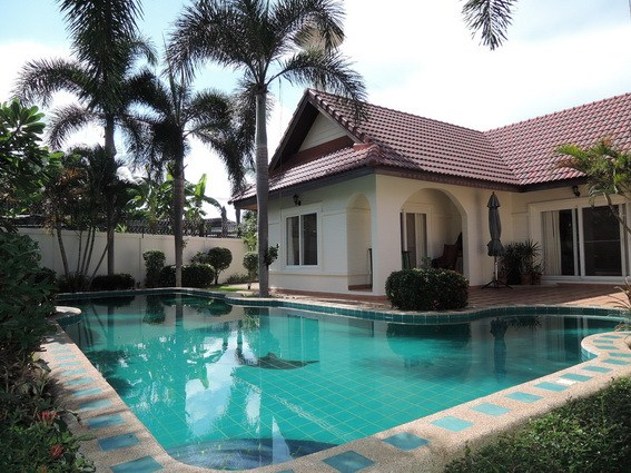 Pattaya Villa Rental