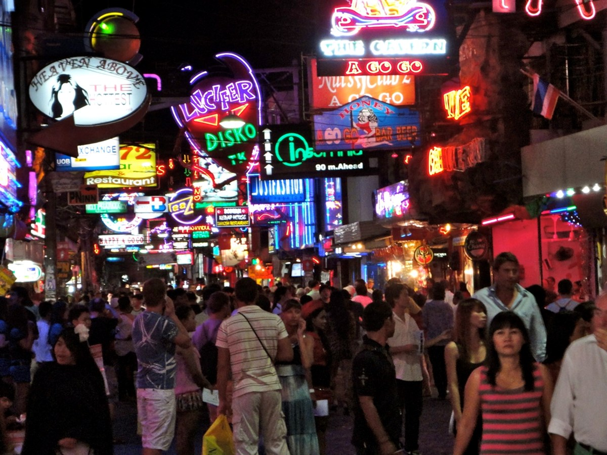 Land for sale Walking Street Pattaya