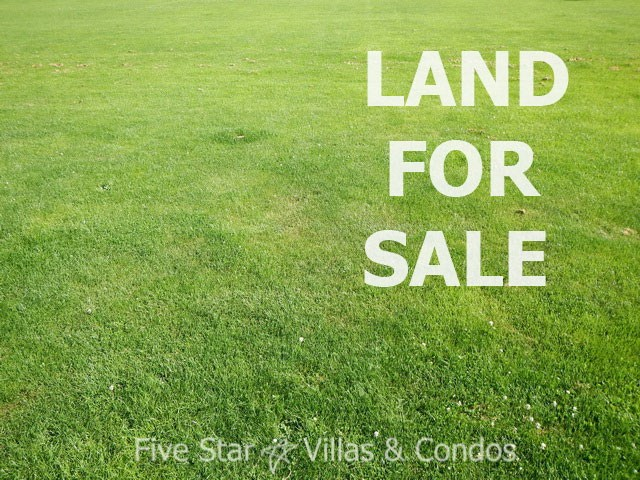 Land for sale Pong Pattaya